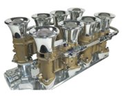 Fuel Injection Stacks