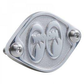 Mooneyes Lakepipe Exhaust Cap w/Eye Logo - MP020