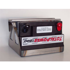Total Power Lay-Down Battery Box for TP1200