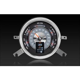 Dakota Digital 49-50 Chevy Car RTX Instruments - RTX-49C-X