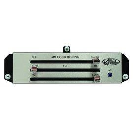 Vintage Air 70-72 Oldsmobile Cutlass SureFit™ Control Panel Kit - 473076
