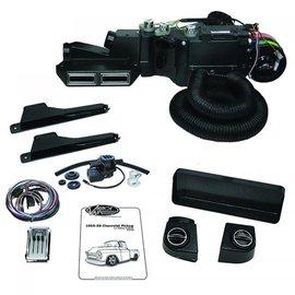 Vintage Air 55-59 Chevrolet Pickup SureFit™ Evaporator Kit Deluxe Controls  - 751156