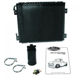 Vintage Air 58-59 Chevrolet Pickup SureFit™ Condenser Kit w/ Drier - 021558