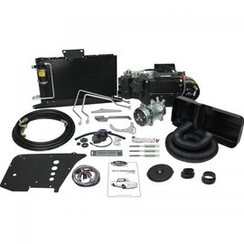 Vintage Air 67-72 Chevrolet Pickup W/O Factory Air SureFit™ Complete Kit W/ Factory Air Panel - 941171