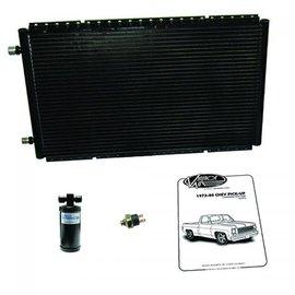 Vintage Air 73-80 Chevrolet Pickup SureFit™ Condenser Kit W/ Drier - 021573
