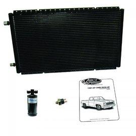 Vintage Air 81-87 Chevrolet Pickup SureFit™ Condenser Kit W/ Drier - 021581