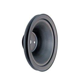 Vintage Air OEM Style Water Pump Steel Pulley - Single Groove - 318-360 Mopar - 735006