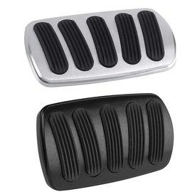 Lokar 58-65 Full Size Chevy Curved Brake Pedal Pads