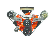 Small Block Chevy Steel-eez Engine Brackets