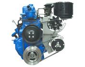 Chevy 6-Cylinder Engine Brackets