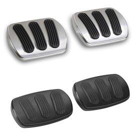 Lokar 58-62 Corvette Curved Brake & Clutch Pads