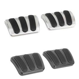 Lokar 67-69 Dart/Cuda Brake/Clutch Pedal Pads (pair)