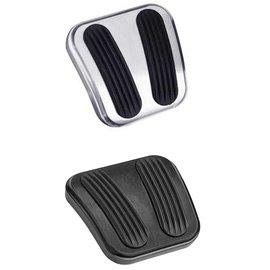 Lokar 69-81 Camaro/Firebird Curved E-Brake Pedal Pad