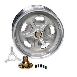 So-Cal SO-CAL Speed Shop Hot Rod Wheel - Plain - 16 x 5.5 - 00163068