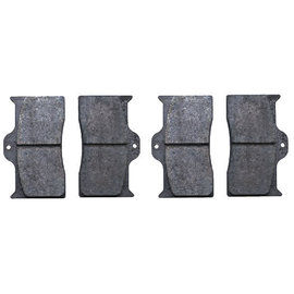 So-Cal So-Cal Replacement Brake Pads For Hot Rod Front Brakes - 00162030