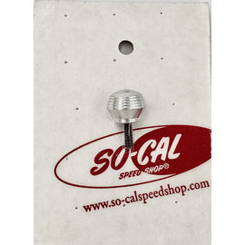 So-Cal So-Cal Flasher Knob - Art Deco - Polished - 00162047