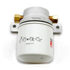So-Cal So-Cal Screw-On Fuel Filter System - Polished - 00162802P
