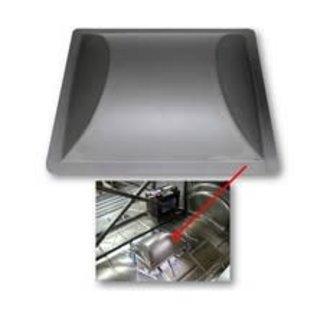 So-Cal So-Cal 32 Ford Rear Floor Hump Pan - 001-62805