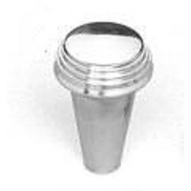 So-Cal So-Cal GM Column Shift Knob - Art Deco - Polished - 00162042