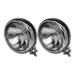 So-Cal So-Cal Headlights with Chrome Ring - 00162003
