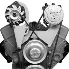 Vintage Air Compressor Bracket - Small Block Chevy - Short Pump - Driver Side - 15111-VCB