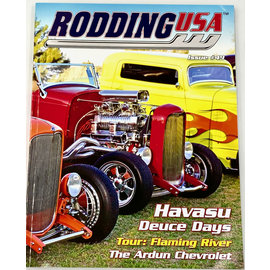 Rodding USA Rodding USA - Issue #49