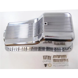 RPC 64-73 SB Ford Finned Aluminum Oil Pan (260-289-302)