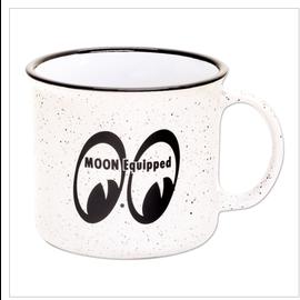 Mooneyes MOON Equipped Campfire Mug - MQG174WH