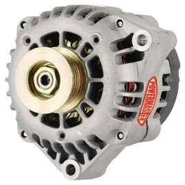 Powermaster Performance Alternator - GM CS130D Style 150A Natural - 48206