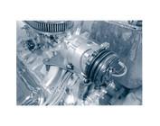 Cadillac Engine Accessory Brackets