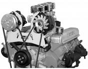 Buick Nailhead Engine Accessory Brackets