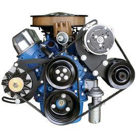 Vintage Air 289-351W Compressor Brkt - Drivers Side - 131107