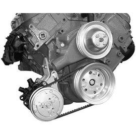 Vintage Air Big Block Low-Mount Compressor Bracket Short Pump - 15136-VCB