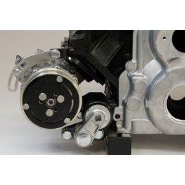 Vintage Air LSA/Corvette Low-Mount Compressor Bracket for Sanden SD-7B10 Compressor - 141813