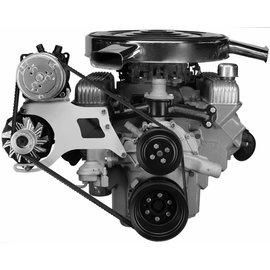 Vintage Air Buick 401-425 Nailhead 1963-65 Riviera only Compressor and Alternator Bracket - 151102
