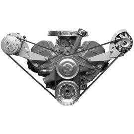 Vintage Air Chevy 348-409 Driver Side Alternator Bracket - 15812-VCB