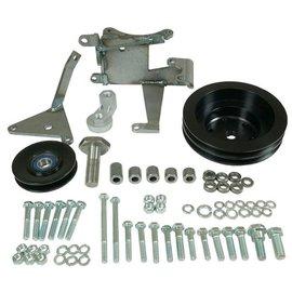 Vintage Air Studebaker 259/304 Cubic Inch V8 with power steering compressor and alternator mount bracket - 151593-SSA