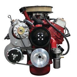Vintage Air Ford 272-312 Inch Y-Block Compressor and Alternator bracket kit - 131111