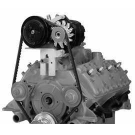Vintage Air Ford 1937-1948 Compressor and Alternator Flathead Mount Bracket  - 131002
