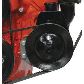 Vintage Air Big Block Low-Mount Power Steering Bracket Short Pump - 15815-VCB