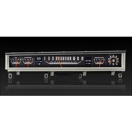 Dakota Digital 68-70 Mopar B-Body: Coronet, Belvedere, Satellite and Road Runner Instruments - RTX-68D-STD-X
