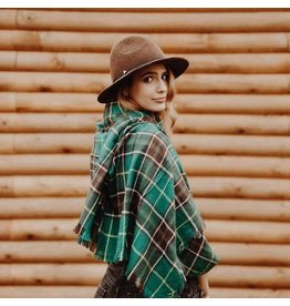 Newfoundland Tartan Blanket Scarf