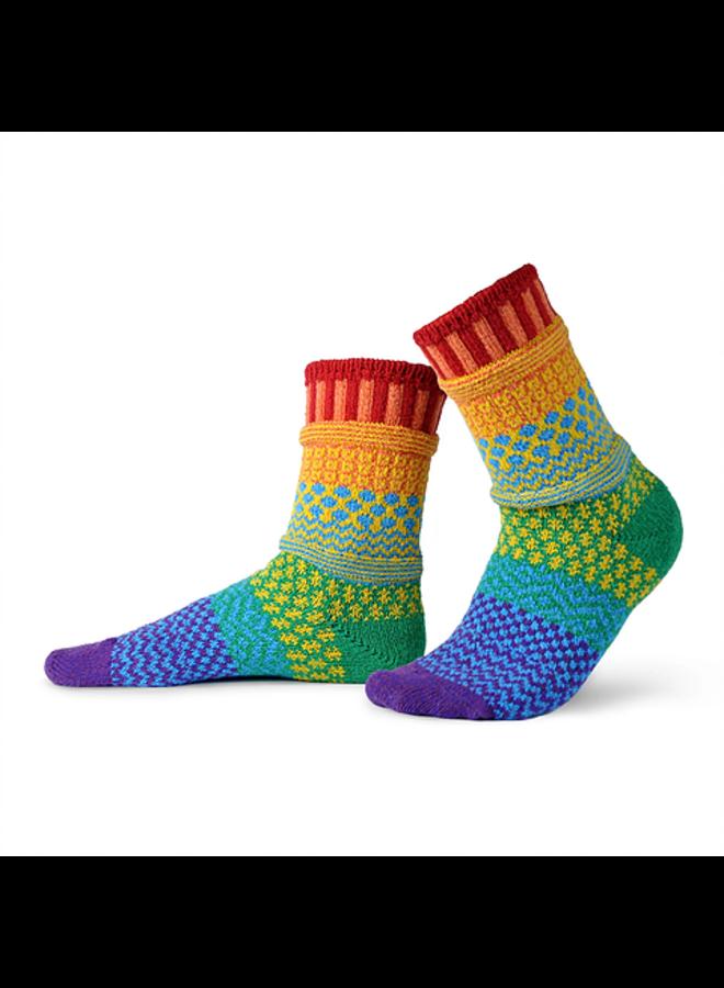 Fifth Element Adult Crew Socks