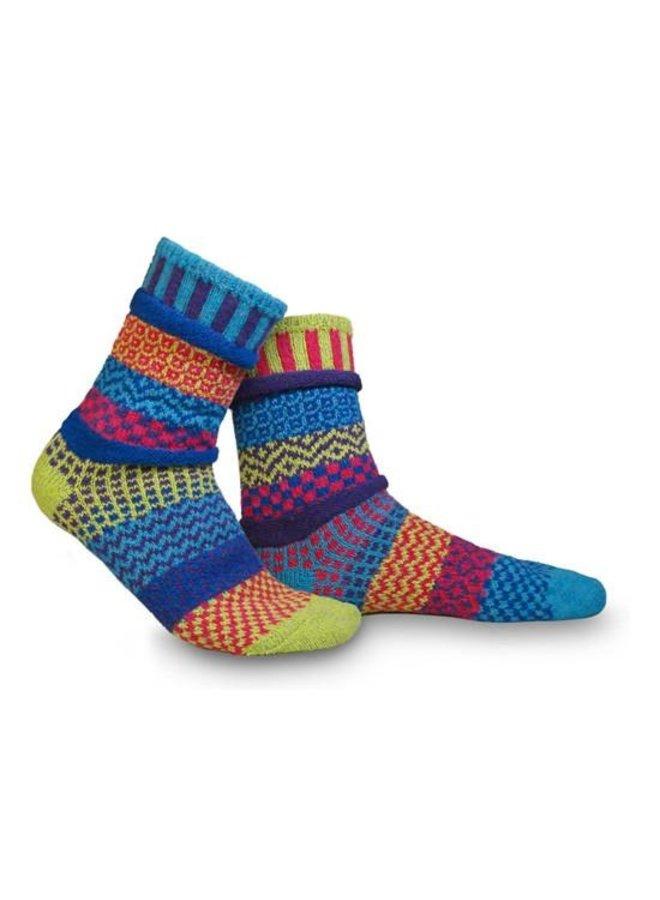 Bluebell Adult Crew Socks