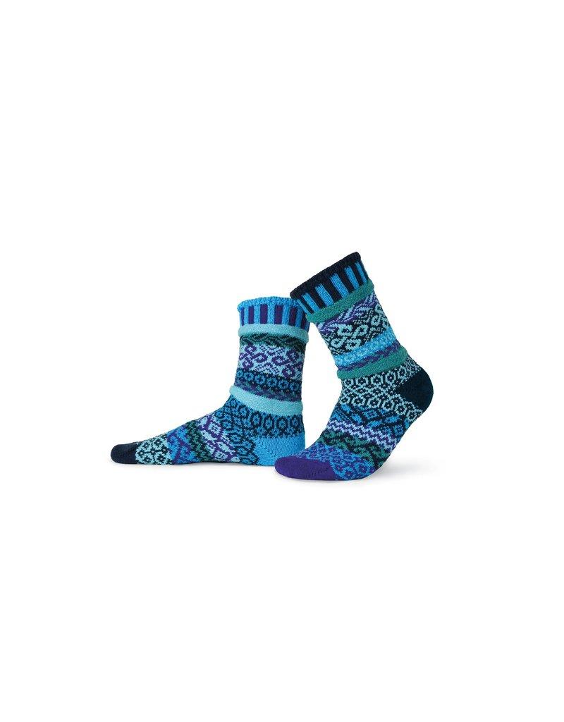 Water Adult Crew Socks