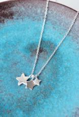 Sparkle Stars Necklace