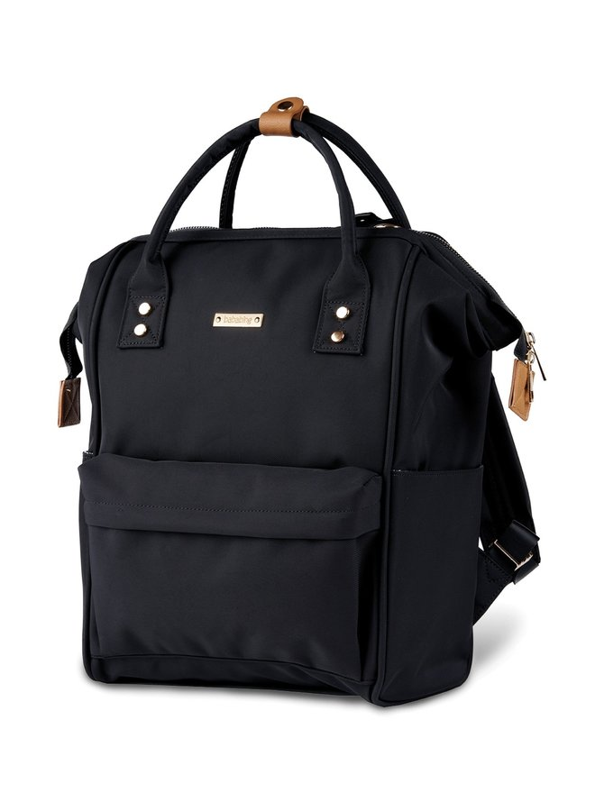 Mani Backpack- Black