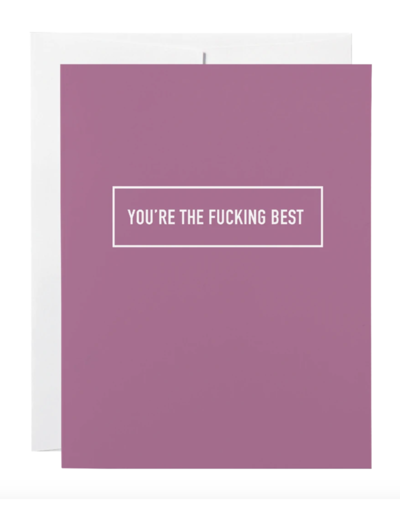 Classy Greeting Card