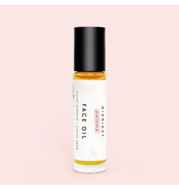 Sweet Almond + Carrot Seed Face Serum