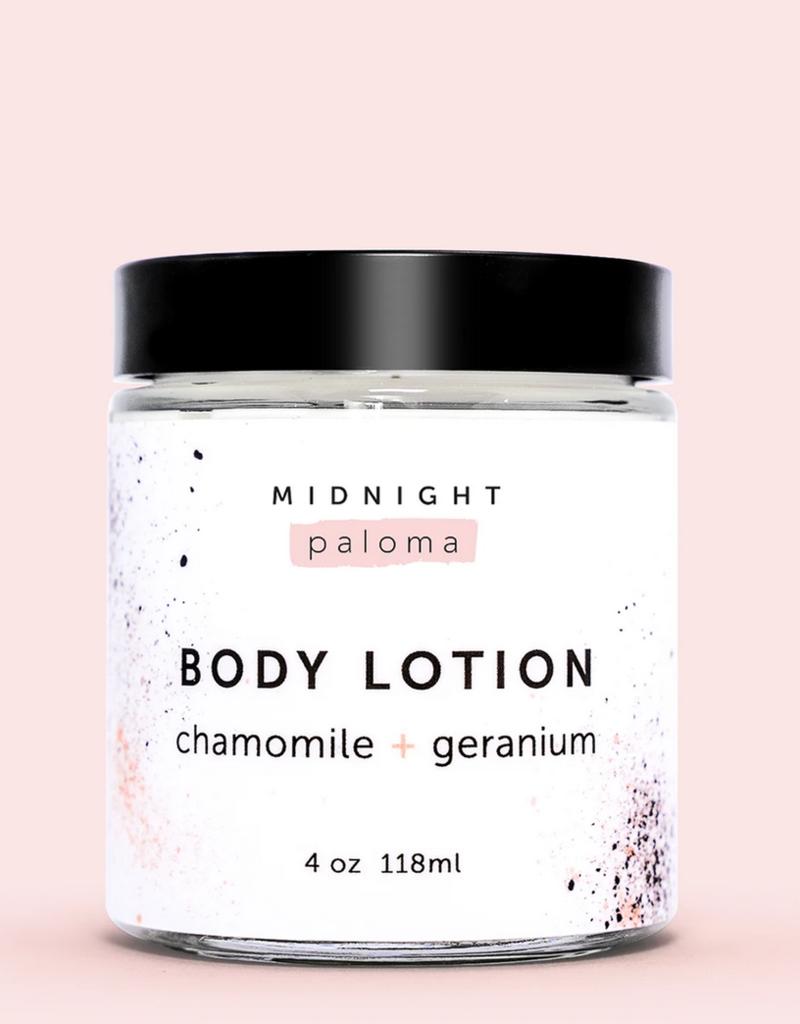 Calming Body Lotion